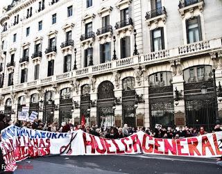 ¡Huelga general, ya! Por un calendario de movilizaciones y huelgas para parar esta reforma laboral y los recortes sociales