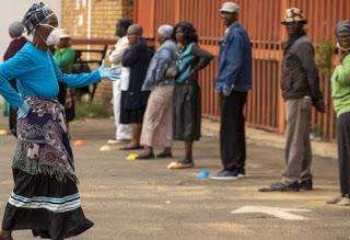 ÁFRICA Y COVID19: El capitalismo conduce un continente al abismo