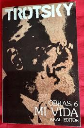 'Mi vida: un intento de autobiografía', de León Trotsky