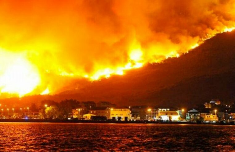 EL INFORME DEL IPCC MUESTRA QUE EL CLIMA NO PUEDE ESPERAR: ¡LUCHA POR UNA ALTERNATIVA SOCIALISTA!