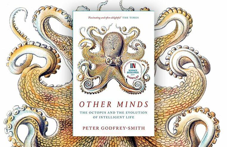 La conciencia del pulpo: Crítica de Otras mentes. El pulpo, el mar y los profundos orígenes de la consciencia, de Peter Godfrey-Smith